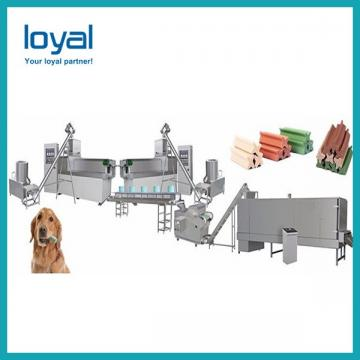 New Tech Automatic Dog Food Machinery Production Line Plant