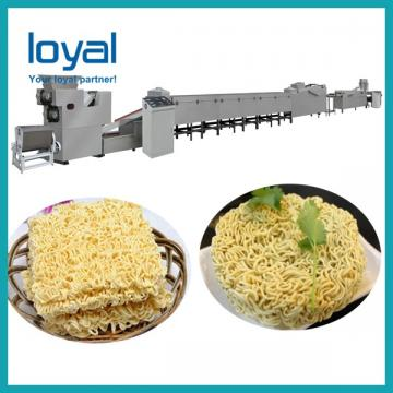 Small Noodle Making Machine/Maggi Instant Noodle Production Line/Noodle Maker