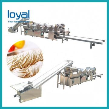 High Automatic Industrial Mini Instant Noodles Making Machine
