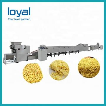 Automatic Fried Instant Noodle Making Machine