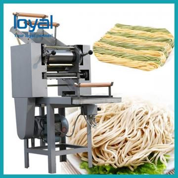 Full Automatic Instant Noodle Making Machine , Instant Noodle Production Line