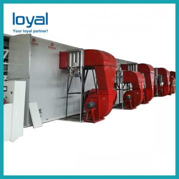 Fluid Bed Dryer for Granular Animal Feed