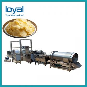 Natural Potato Chips Production Line, Dehydrate Potato Chips from Slice-cutting Machine