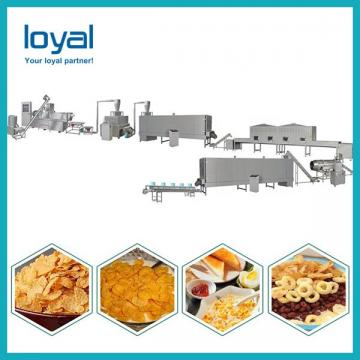 Popular and Industrial Choco Flakes Cereals Making Machine for Sale