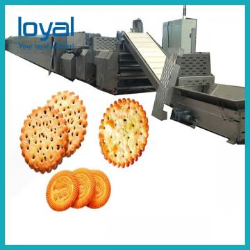 Darin Stainless Steel Dog Biscuit Making Machine Pet Biscuit Production