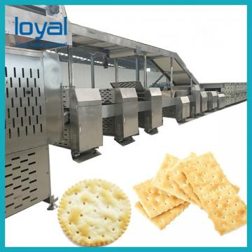 High Capacity Automatic Chocolate chip cookies Filled Cookies Biscuits Animal cookies Making Machine