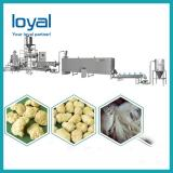 Automatic puffed snack food making processing machine