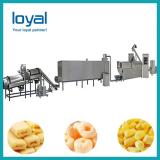 Chocolate Filled Cereal Snack Food Processing Equipment For Different Shape